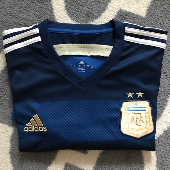 cf367c09e1a adidas Other - Argentina 2014 World Cup authentic away jersey